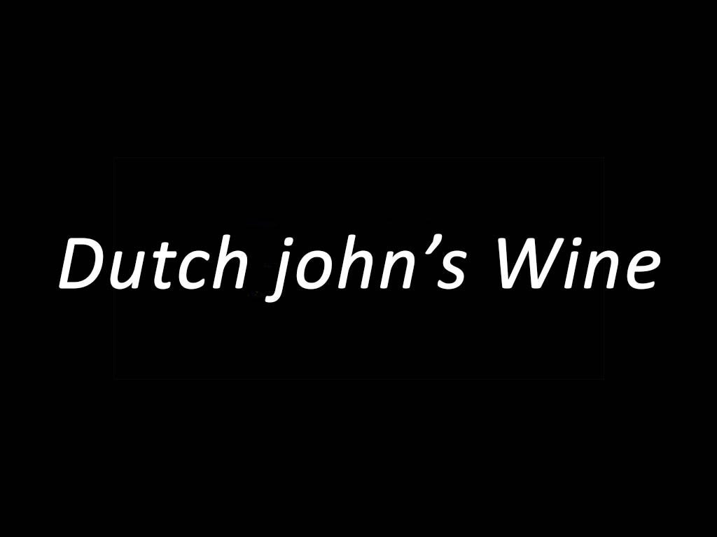 Dutch John's Wines