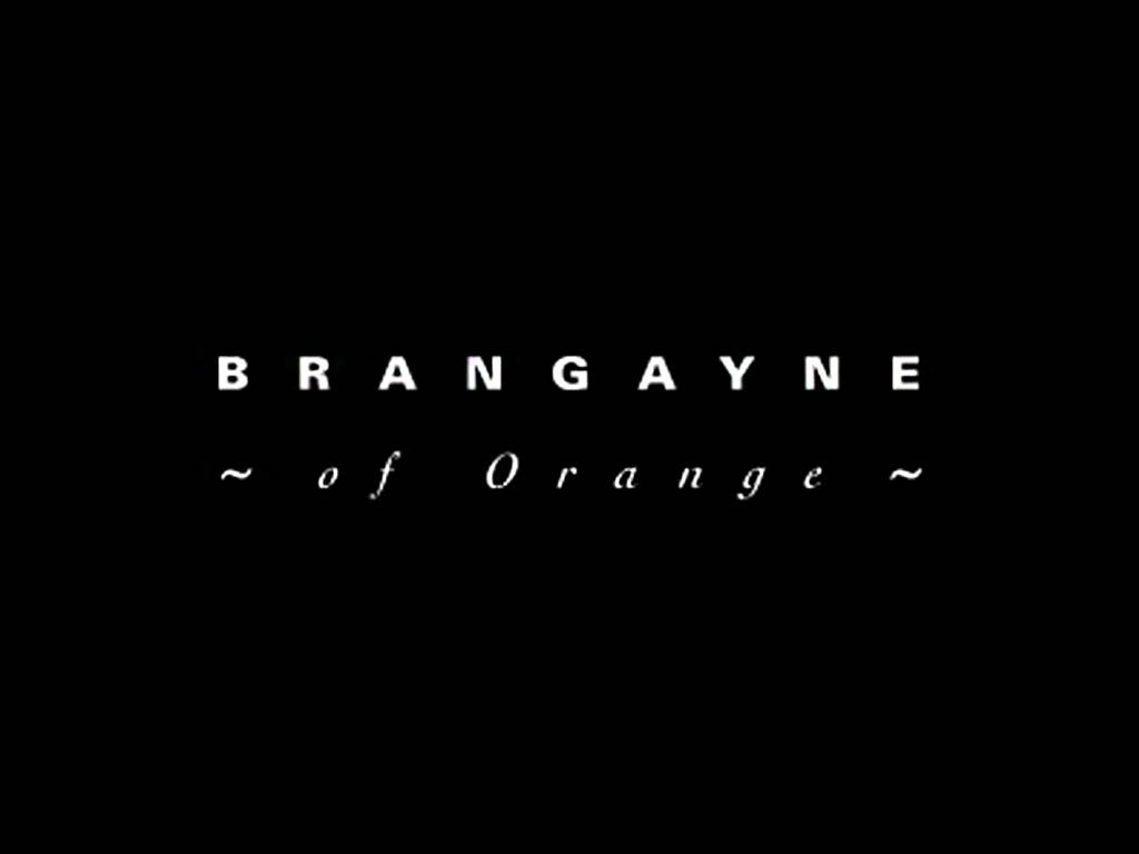 Brangayne of Orange