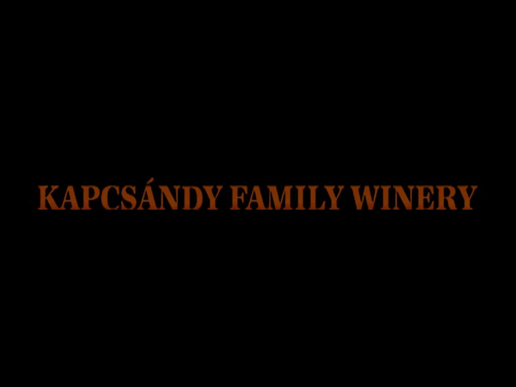 Kapcsandy Family Winery