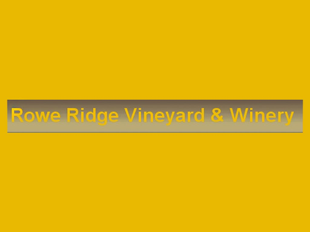 Rowe Ridge Vineyard & Winery