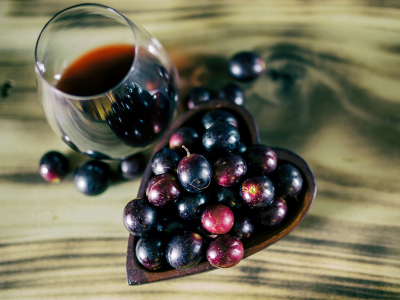 ANTIOXIDANTS CONTAINED IN RED WINE