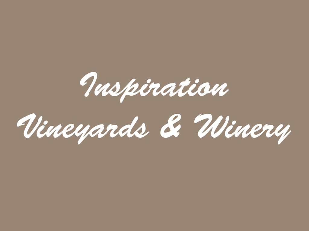 Inspiration Vineyards & Winery