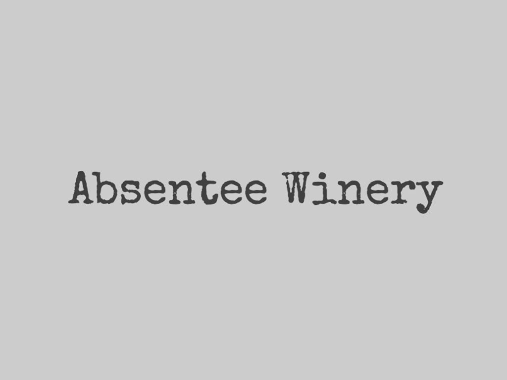 ABSENTEE WINERY