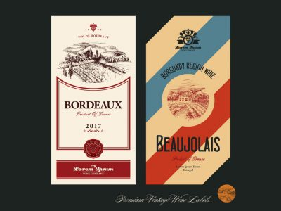 HOW DOES ONE READ A FRENCH WINE LABEL?