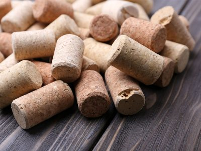 ALL ABOUT WINE CORKS