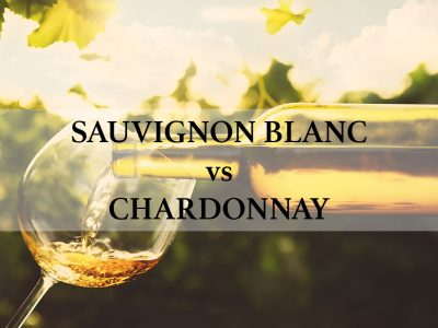 WHAT IS THE DIFFERENCE BETWEEN CHARDONNAY AND SAUVIGNON BLANC?