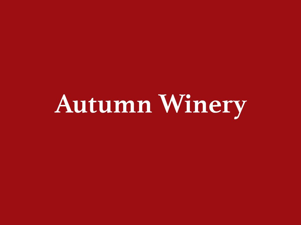 Autumn Winery