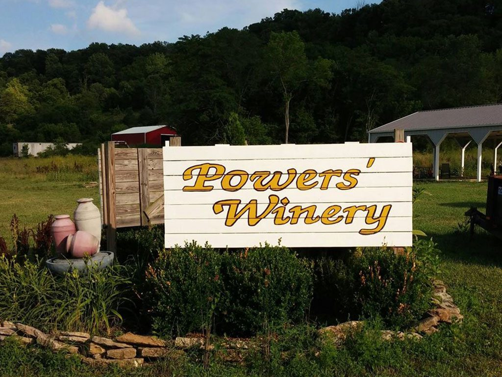 Powers' Winery