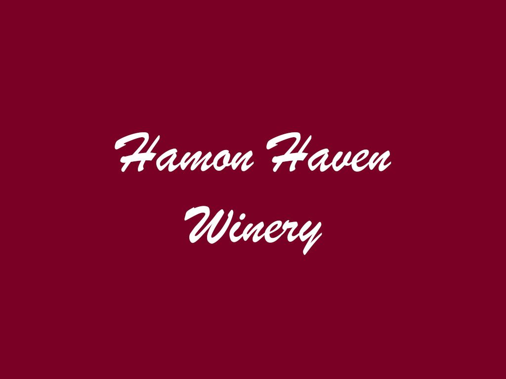 Hamon Haven Winery