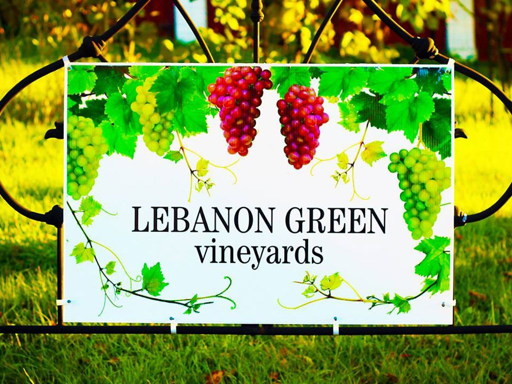 Lebanon Green Vineyards