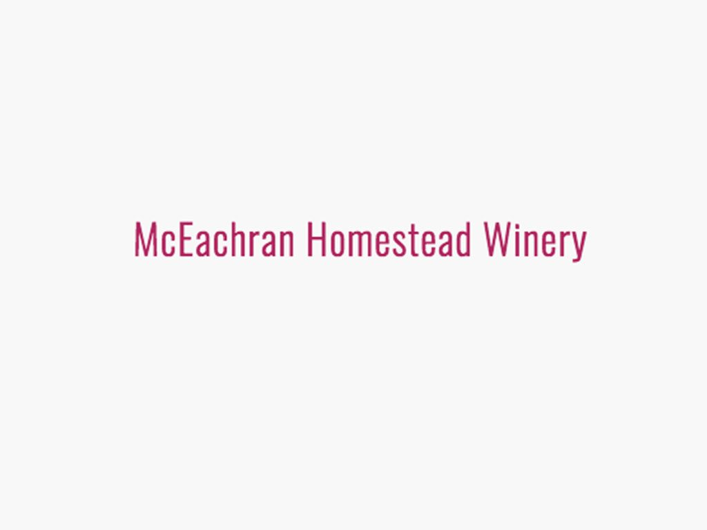 McEachran Homestead Winery