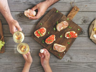 TOP TEN TIPS FOR PAIRING WINE AND FOOD