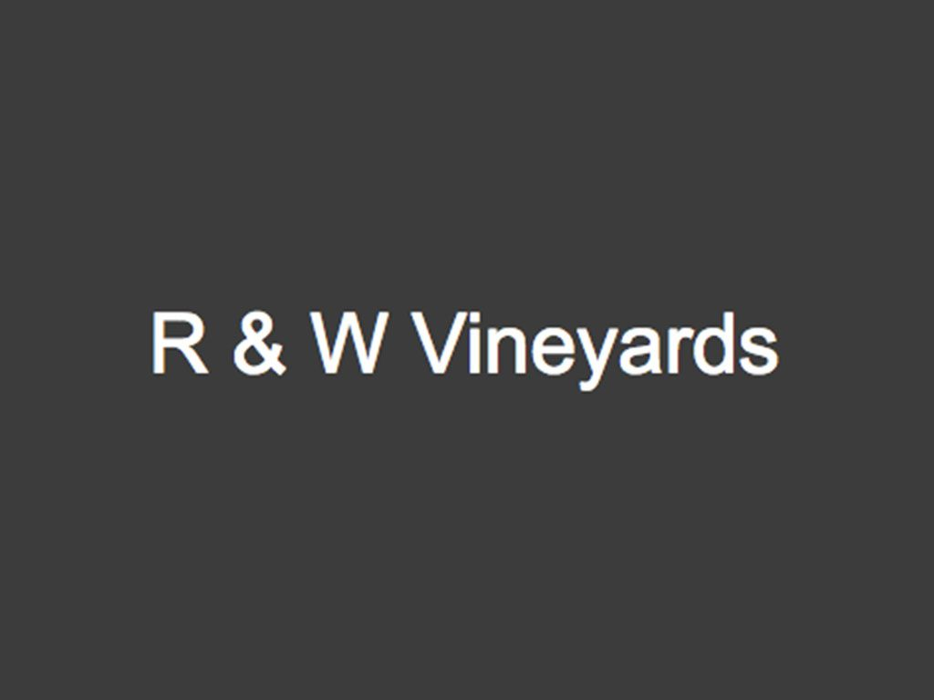 R & W Vineyards