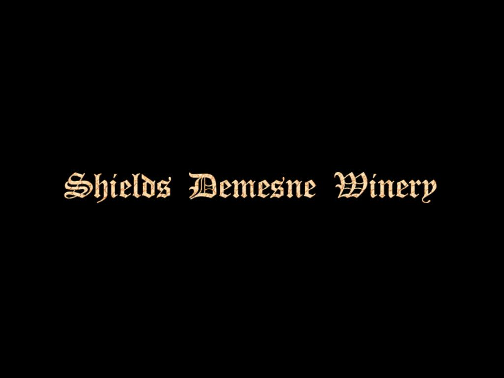 Shields Demesne Winery