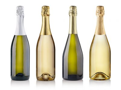WHAT ARE THE DIFFERENT LEVELS OF SWEETNESS IN CHAMPAGNE?