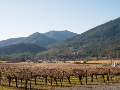 THE HISTORY OF THE ROGUE VALLEY