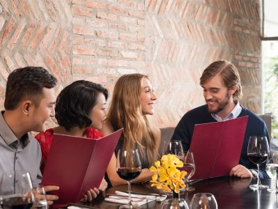 WHAT ARE THE TOP 10 WINE LISTS IN RESTAURANTS IN THE US?