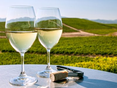 THE BEST VIEWS IN WINE COUNTRY