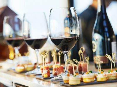 PAIRING FOOD AND WINE FOR PLEASURE