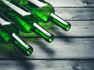 DIY IDEAS FOR WINE BOTTLES