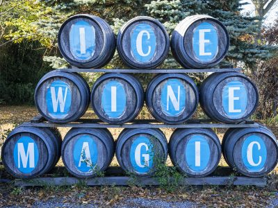 5 ICE WINES TO LIFT YOU UP