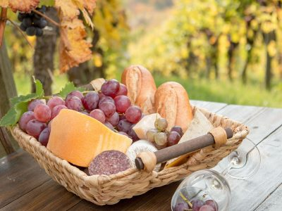 WHY DO SOME WINERIES ALLOW GUESTS TO BRING FOOD WHILE OTHERS DO NOT
