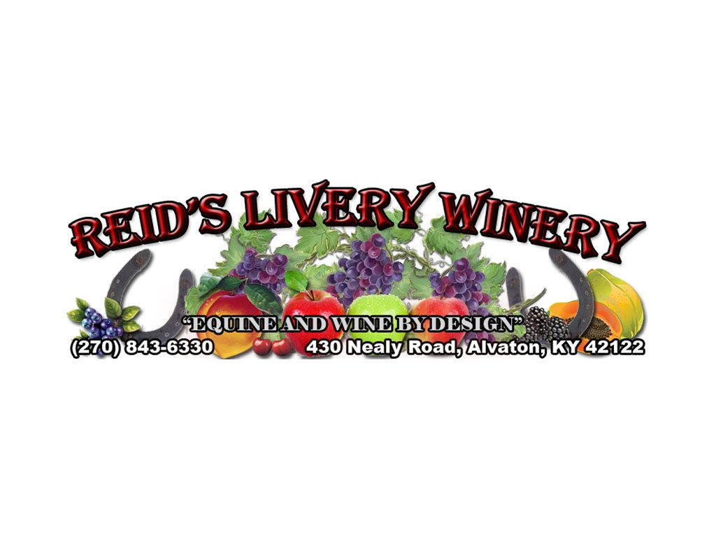 Reid's Livery Winery