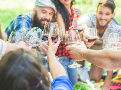 WHICH WINERIES IN VIRGINIA THROW THE BEST PARTIES?