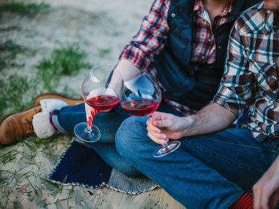 WORLD'S BEST WINERIES WITH CAMPING FACILITIES