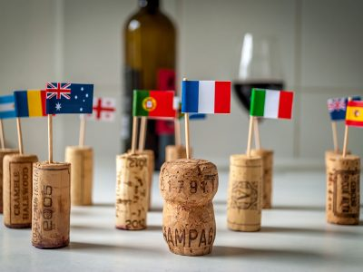 ALL YOU NEED TO KNOW ABOUT THE FIVE BEST RED WINE DESTINATIONS