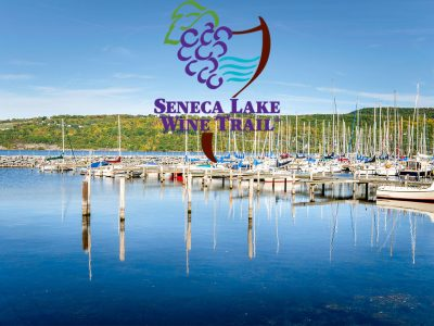 SENECA LAKES WINERY IN FINGER LAKES WINE COUNTRY