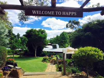 YOUR GUIDE TO HAPPS WINERY