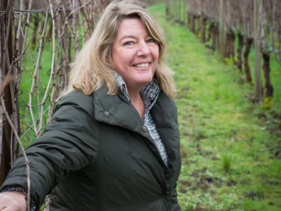 CELEBRATING THE LEGACY OF WINEMAKER PATRICIA GREEN
