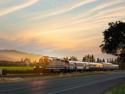 NAPA WINE TRAIN