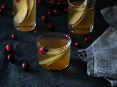 A WINTER SANGRIA YOU NEED TO TRY