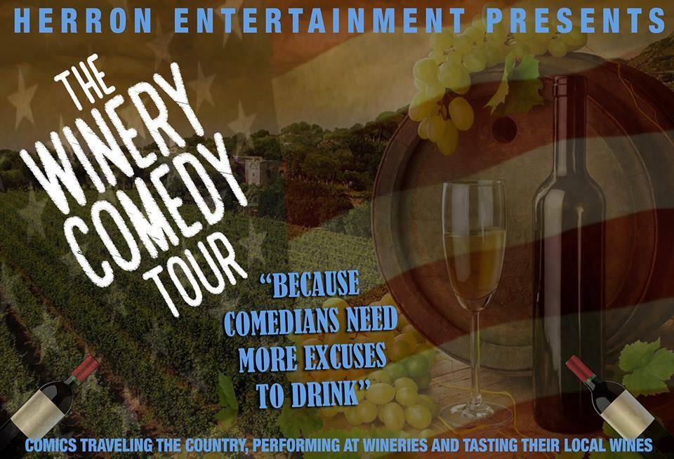 Comedy Night at Oak Knoll Winery