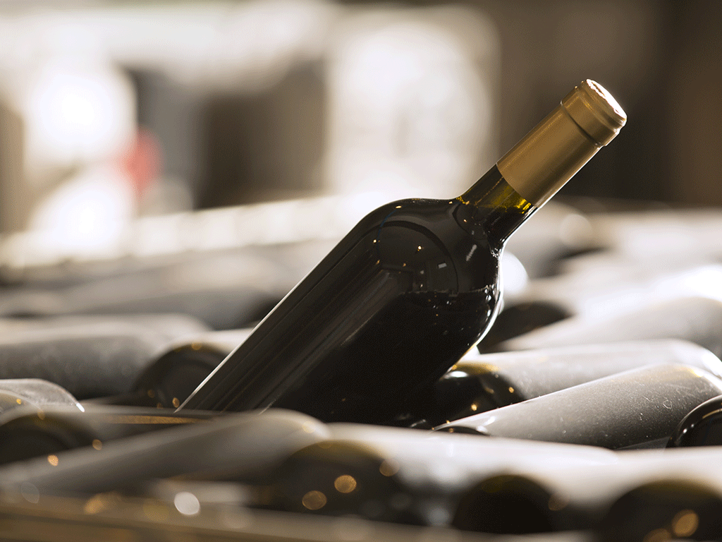 Most Popular Red Wine Types - Old Bottle