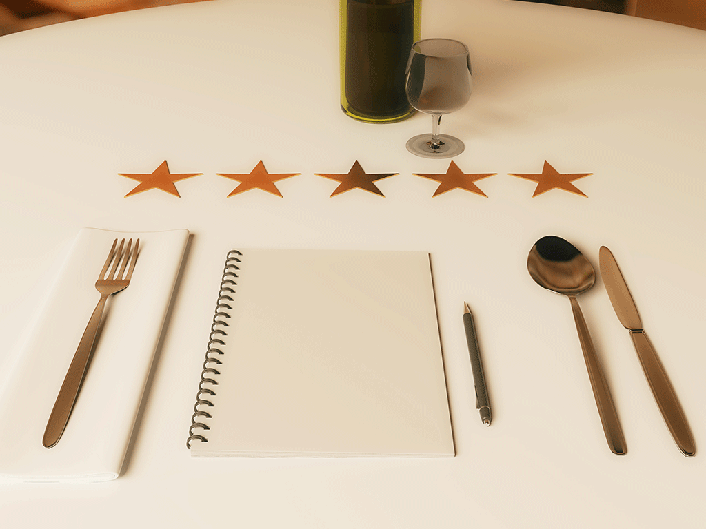 Best Wine Review Sites - Place Mat