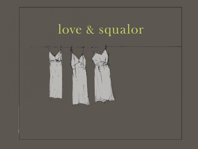 Love & Squalor Wine