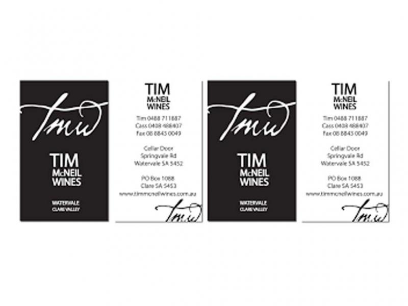Tim McNeil Wines
