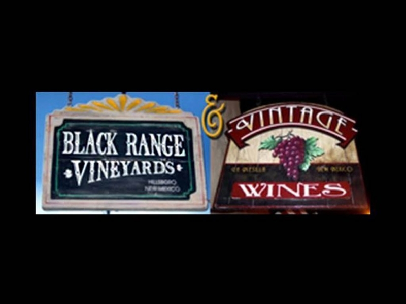 Black Range Vineyards and Vintage Wines