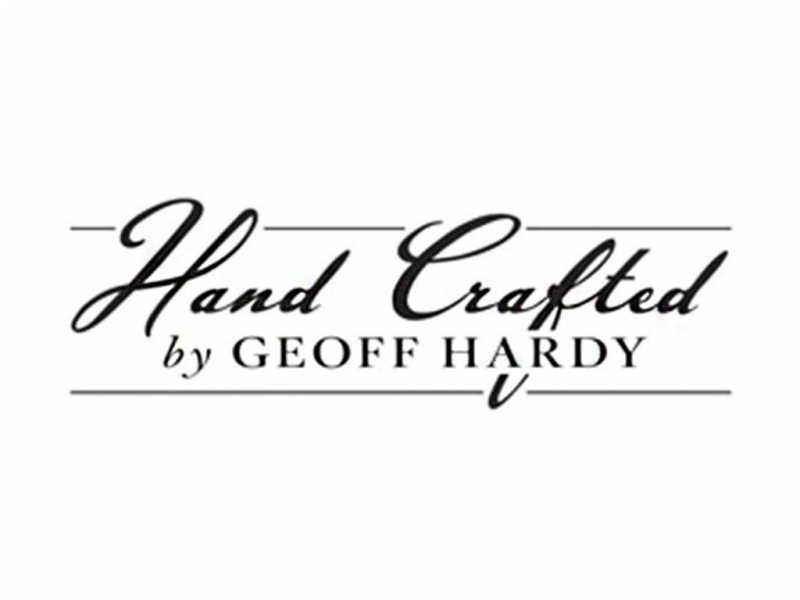 Hand Crafted by Geoff Hardy