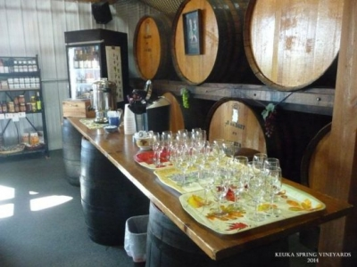 Keuka Spring Winery