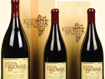Kosta Brown Winery