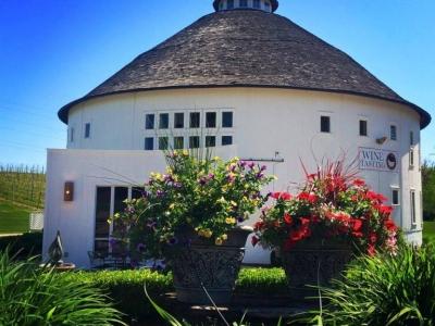 The Round Barn Winery United States Michigan Baroda