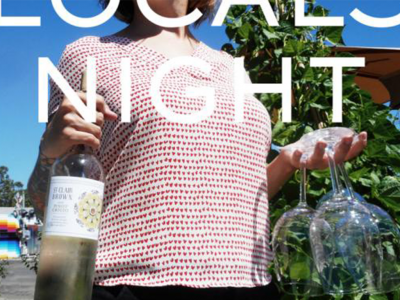 Locals' Night Thursdays w/ 1/2 Off Wines by the Glass!