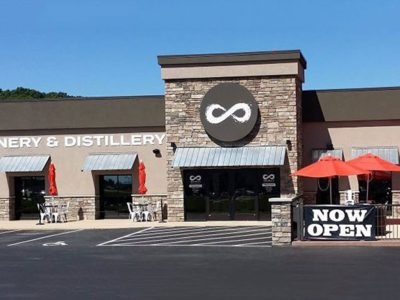 Tour and Tasting Package for Two at Infinity Beverages Winery & Distillery