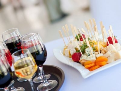 VIP Wine-Tasting Package with Tour and Wine Glasses for Two at West Hanover Winery